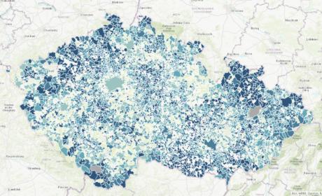 Novinky v předmětu 5RE311 – Informační systémy veřejné správy: využití mapového softwaru ArcGIS, vizualizace dat a další