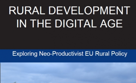 Nová monografie publikovaná v nakladatelství Routledge – Rural Development in the Digital Age…