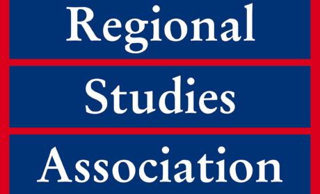 "Avízo k webináři v sérii ""Regions Cities and Industry"" dne 24. 6. 2020 (pořádá Regional Studies Association)"