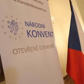 KREG řídil kulatý stůl Národního konventu o EU k tématu reformy Společné zemědělské politiky